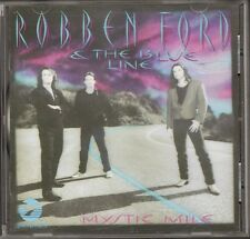 ROBBEN FORD & and the Blue Line NEW CD Mystic Mile