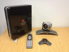 Polycom HDX 7000 HD PAL  Video Conferencing System with Warranty