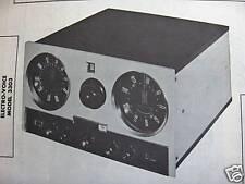 ELECTRO-VOICE 3303 TUNER RECEIVER PHOTOFACT