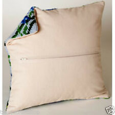 Collection D'Art Cushion back with zipper cushion back. Approx 40x40cm