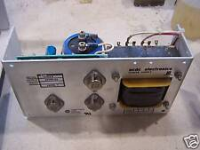 Emerson ACDC Electronics 24N4.8 Power Supply, Used, Warranty