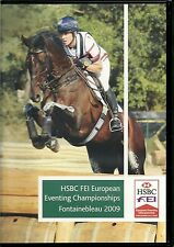 HSBC FEI EUROPEAN EVENTING CHAMPIONSHIPS FONTAINEBLEAU 2009 DVD