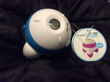 Homedics Galaxymini Handheld Personal Mini Massager - Blue and White - New
