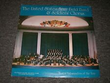 The United States Army Field Band & Soldiers' Chorus~William E. Clark~SEALED/NEW