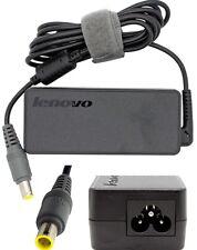 Genuine LENOVO Portátil AC adaptador Power Supply 20V 65W Cargador T420 X230 X60 X201