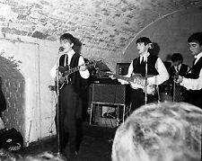 "Beatles at The Cavern Club 10"" x 8"" Photograph no 20"