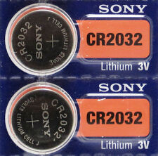 ONE TOUCH ULTRA MINI GLUCOSE METER COMPATIBLE{*} 2 REPLACEMENT BATTERIES CR2032