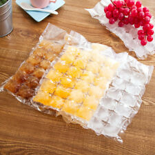 10pcs Disposable Ice-making Bags Summer DIY Drinking Tool Ice Cube Cream Tools