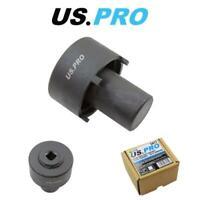 "US PRO Tools Ford Transit Impact Rear Hub Nut Socket 4 Point 1/2"" DR 3417"