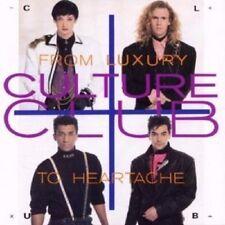 Culture CLUB-from Luxury to Heartache CD 12 tracks international pop NEUF