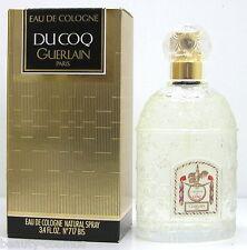 GUERLAIN DU COQ 100 ml Eau de Cologne Spray