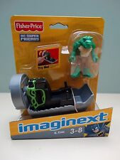 FISHER PRICE IMAGINEXT DC SUPER FRIENDS KILLER K CROC BNIB BATMAN