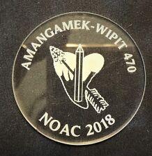 AMANGAMEK-WIPIT OA LODGE 470 BSA NATIONAL CAPITAL AREA CONTINGENT NOAC 2018 COIN