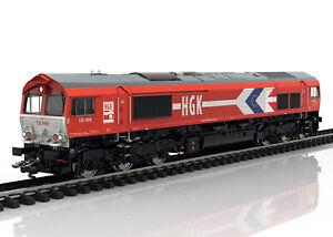 Märklin HO 39060 Diesellokomotive Baureihe Class 66 HGK - mfx+ sound - NEU + OVP