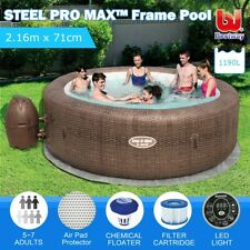 Bestway Lay-Z-Spa Inflatable Outdoor Hot Tub - 152543