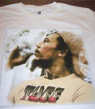 BOB MARLEY SMOKING T-Shirt SMALL NEW