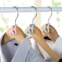 Home /& Living Closet Organizer Clothes Hanger Hanger Holder Storage Rack
