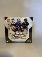2020 Topps Chrome Sapphire Edition Hobby Box Sealed- Guaranteed Rookie Autograph