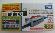NEW TOMY TOMICA  TRACKMASTER TRAIN TRACK -  CITY STATION  JAPAN