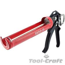 YATO silicone mastic dripless caulk gun applicator automatic stop (YT-6751)