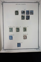 Malta 1800s to 1970s Stamp Collection