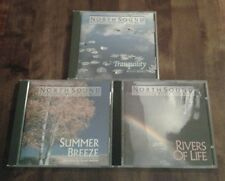 3 CDs Harmonizing Nature with Music by North Sound