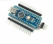 2 PEZZI ARDUINO Nano V3.0 ATmega 168 16M 5V  Controllore USB ATMEGA168