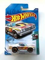 Hot Wheels 2020 69 CHEVELLE 15/250 TOONED 4/10 Mattel Diecast GHF25