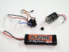 **NEW HPI RS4 SPORT 3 Battery ESC SC-3sWP2 & Firebolt 15T Motor 1146 Combo HHB