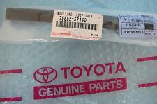 GENUINE TOYOTA YARIS SEDAN 07-11 LEFT ROOF DRIP MOLDING OEM 75552-52140