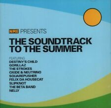 Various Rock Pop(CD Album)NME Presents The Soundtrack To The Summer-NME-New
