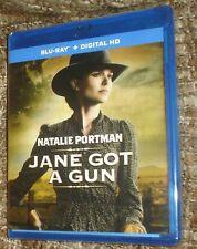 Jane Got a Gun (Blu-ray Disc, 2016), NEW & SEALED, REGION A, NATALIE PORTMAN