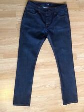 Zak Twisted Jeans Size W32  L30