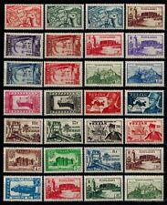 lot de timbres anciens Fezzan neufs **