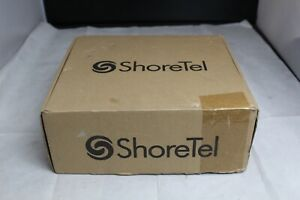 *NEW-Open Box* Shoretel Silver IP 230 3-Line Business Office VoIP Phone