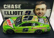 """2019 1/24 #9 Chase Elliott """"Mountain Dew-Team Rubicon"""" Camaro Zl1 - 1 of 1501"""