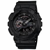 BRAND NEW Casio G-Shock GA110MB-1A Ana/Digi Black Resin Quartz Sport Men's Watch