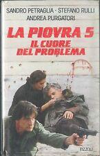 LA PIOVRA 5 - PETRAGLIA - RULLI - PURGATORI