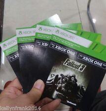Fallout 3 DOWNLOAD TOKEN (Microsoft Xbox 360) - PAL & NTSC