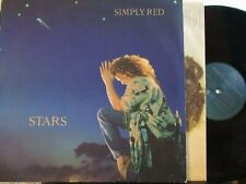 SIMPLY RED ~ Stars ~ VINYL LP