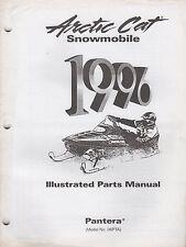 1996 Arctic Cat Snowmobile Pantera Parts Manual P/N 2255-347 (717)