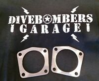 Gm 10 / 12 bolt  1/8 Axle spacer Plates, backing plate replacement. Disc brakes