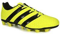 Adidas Ace 16.4 FG Junior Football Boots Moulded Studs S42144 - UK10K - UK5.5