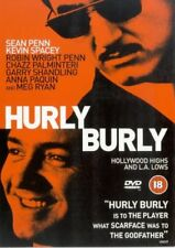 Hurly Burly DVD 2000 by Sean Penn Kevin Spacey Anthony Drazan Carl Colpaert