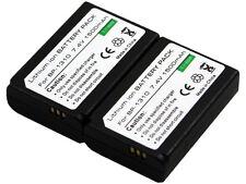 2x BP-1310 BP1310 BP-1310EP Battery for Samsung NX NX10 NX100 NX11 NX20 NX5 New
