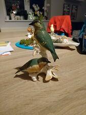 Karl Ens Porzellan Figur Vogel