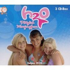 H2O - PLÖTZLICH MEERJUNGFRAU BOXSET 4 3 CD NEU