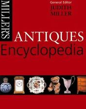 BOOK MILLER'S ANTIQUES ENCYCLOPEDIA JUDITH MILLER 1998 HB DJ 560p VGC