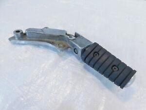 86-99 Yamaha Virago 750 1100 XV1100 Rear Left Footrest Foot Peg & Mount Bracket