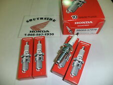 GENUINE HONDA DPR8EA-9 SPARK PLUG 4 PACK VT750 SHADOW SPIRIT PHANTOM ACE VT800
